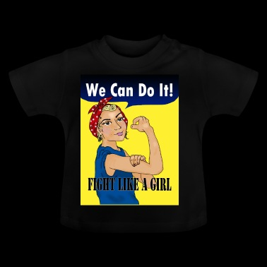 We can do it - Kids too - Camiseta bebé