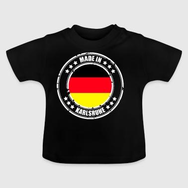 shop karlsruhe baby shirts online spreadshirt. Black Bedroom Furniture Sets. Home Design Ideas