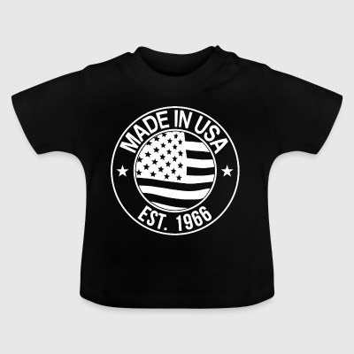 Made in usa - Baby T-Shirt