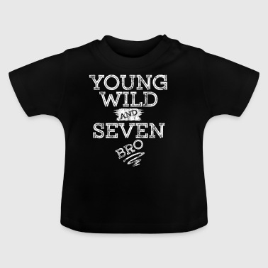 YOUNG WILD AND SEVEN T-SHIRT - Baby T-Shirt