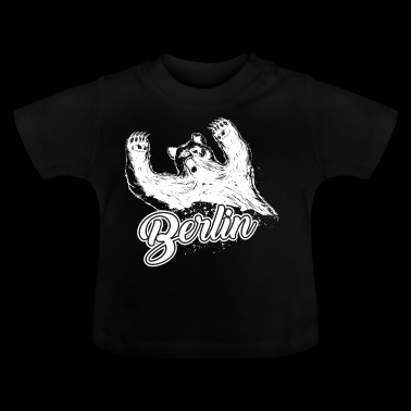 Berlin and the bear - Baby T-Shirt