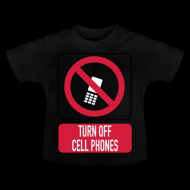 Mobile phone 2558523 - Baby T-Shirt