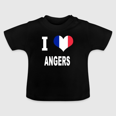 I Love ANGERS - Baby T-Shirt