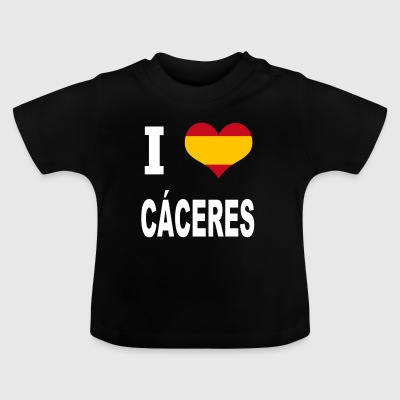 I Love Spanien CA CERES - Baby T-shirt