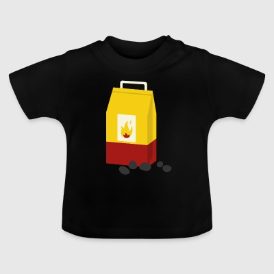 charcoal - Baby T-Shirt