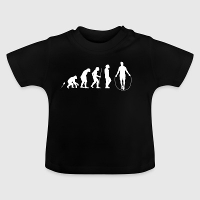 Seilspringen Fitness - Baby T-Shirt