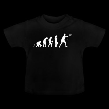 Evolution Tennis 3 - Baby T-Shirt