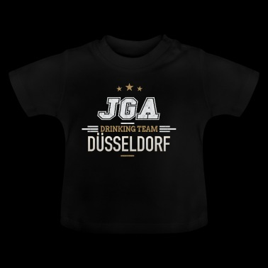 Bachelor Party JGA Düsseldorf Drinking Team - Baby T-Shirt