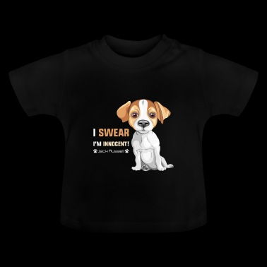 T-shirt Animaux | Innocent Jack Russel - T-shirt Bébé