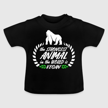 Vegan Power! - Baby-T-shirt