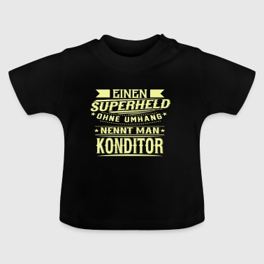Occupation KONDITOR - Baby T-Shirt