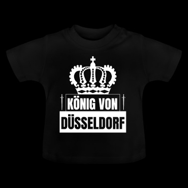 City of Düsseldorf - King of Düsseldorf - Baby T-Shirt