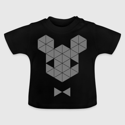 triangle GentleMouse - T-shirt Bébé