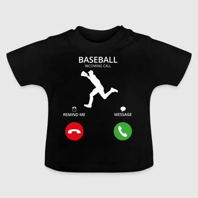 Call Mobile Call baseball - Baby T-Shirt