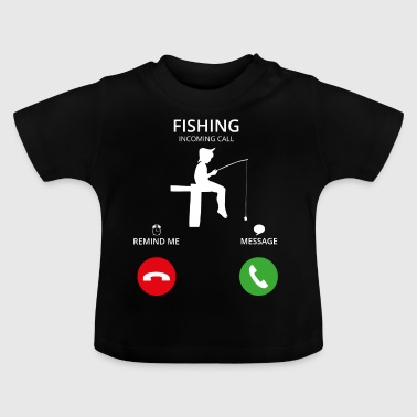 Call Mobile call fishing - Baby T-Shirt