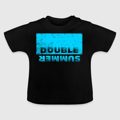 Double Summer - Baby T-Shirt