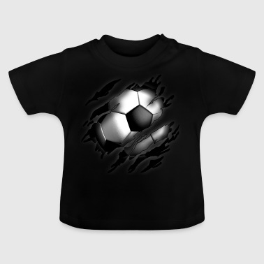 Football in me - Baby T-Shirt