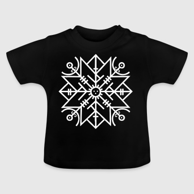 Viking Rune Protection - Baby T-shirt