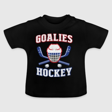 Hockey Gardien de but / HOCKEY GARDIEN - T-shirt Bébé