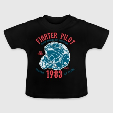 Fighter Pilot2 - Baby T-Shirt
