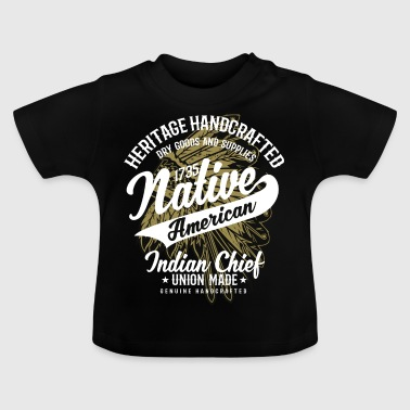 Native American 2 2 - T-shirt Bébé