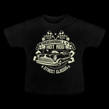 Rockabilly Hotrod - Baby T-Shirt