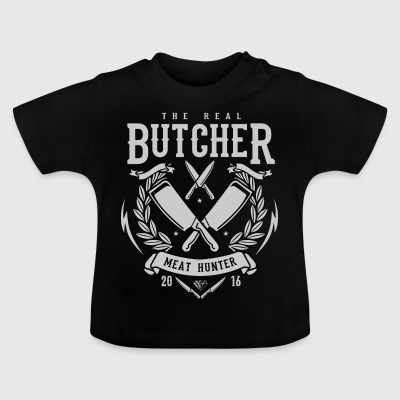 The Real Butcher - Baby T-shirt
