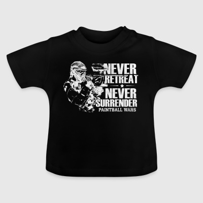 PAINTBALL WARS / PAINTBALL PLAYERS - Baby T-Shirt