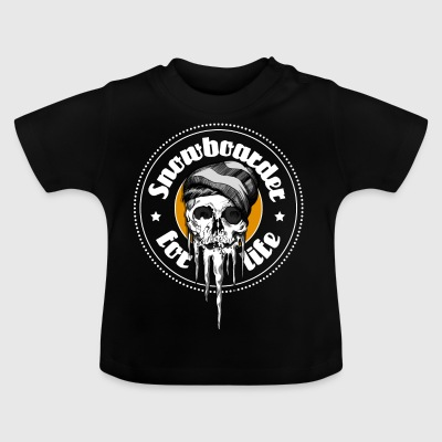 snowboardere - Baby T-shirt