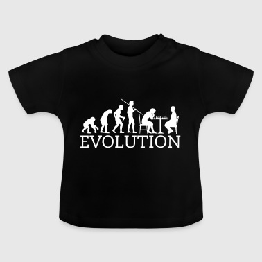 Skak - Evolution - Baby T-shirt