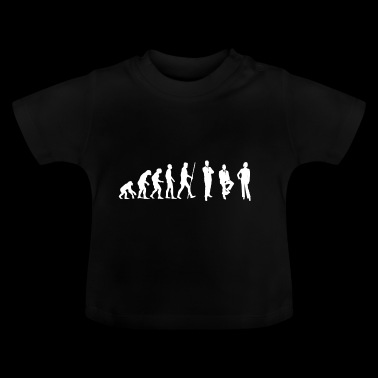 Evolution Büro - Baby T-Shirt