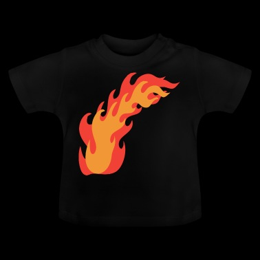 flame - Baby T-Shirt