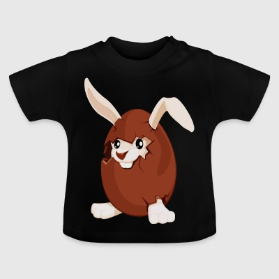 Bunny in the egg - Baby T-Shirt
