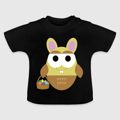 Ostereule - Baby T-shirt