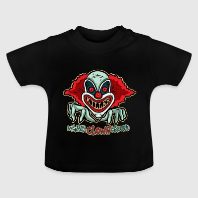 Killer Clown T-shirt - Baby T-Shirt