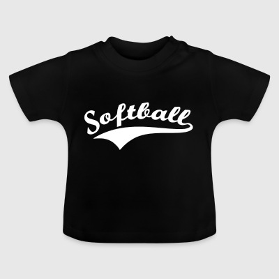softball v2 - T-shirt Bébé