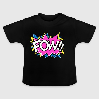 90s Nineties Flaschback Prince POW - Baby-T-shirt