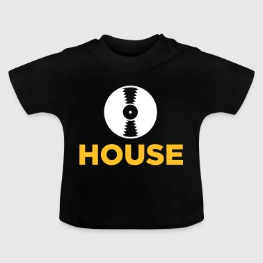 House Music! - Baby-T-shirt