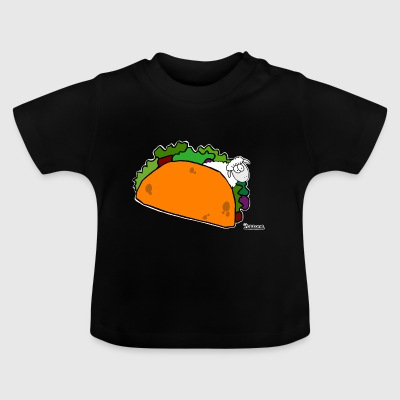 Doner with everything and sheep - Baby T-Shirt