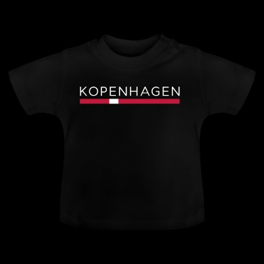 COPENHAGEN DESIGN - Danish capital gift - Baby T-Shirt