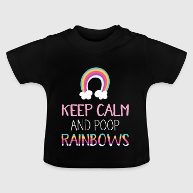 kak Rainbows - Baby T-shirt