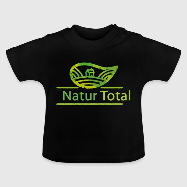 naturel total - T-shirt Bébé