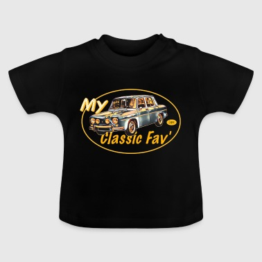 Klassiska Fav 3 - Baby-T-shirt