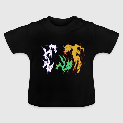 Kruger Farbe - Baby T-Shirt