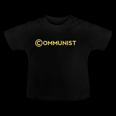 communisme Copyright - Baby T-shirt