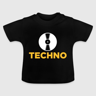 Techno Music! - Baby T-Shirt