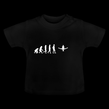 EVOLUTION gymnastiek atletiek atletiek turner - Baby T-shirt