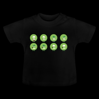 Alien Emotions - Baby T-Shirt