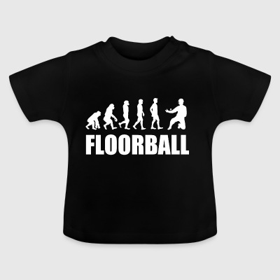 Innebandy Målvakt Evolution - Baby-T-shirt