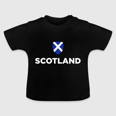 Drapeau national d'Ecosse - T-shirt Bébé